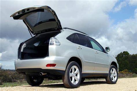 lexus rx300 2007 lexus rx 300 2003 2009 used car review car review