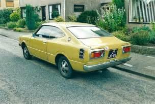 76 Toyota Corolla Sr5 Toyota Corolla Liftback 1976