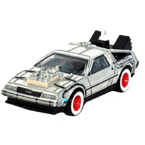 Hotwheels 1 64 Retro Back To The Future Time Machine Hover Mode 1 wheels retro entertainment back to the future iii 1955