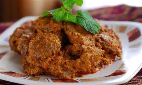 makanan khas padang aneka masakan terkenal enak