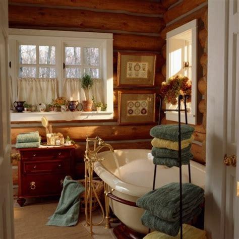country style bathrooms ideas 21 ideas para decorar ba 241 os r 250 sticos
