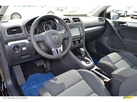 2013 Golf Interior by 2013 Volkswagen Golf 2 Door Tdi Interior Color Photos