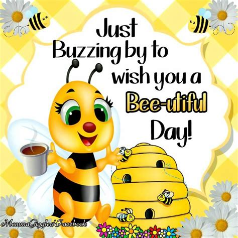 a day bilder buzzing by to say a bee utiful day pictures photos