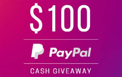 Amazon Gift Cards With Paypal - 100 paypal credit or amazon gift card giveaway freebies ninja
