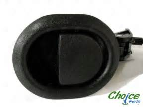 best choice parts black recliner cable with release