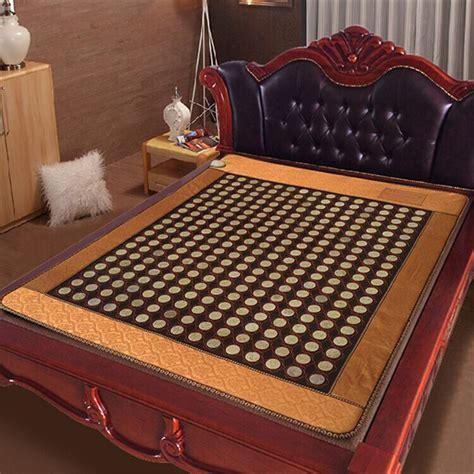 korean bed mat popular massaging mattress pad buy cheap massaging