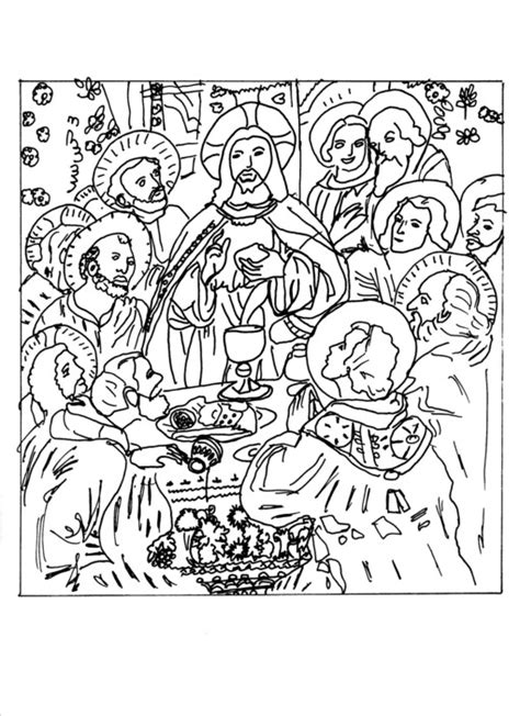 pin twelve disciples coloring page pages on pinterest