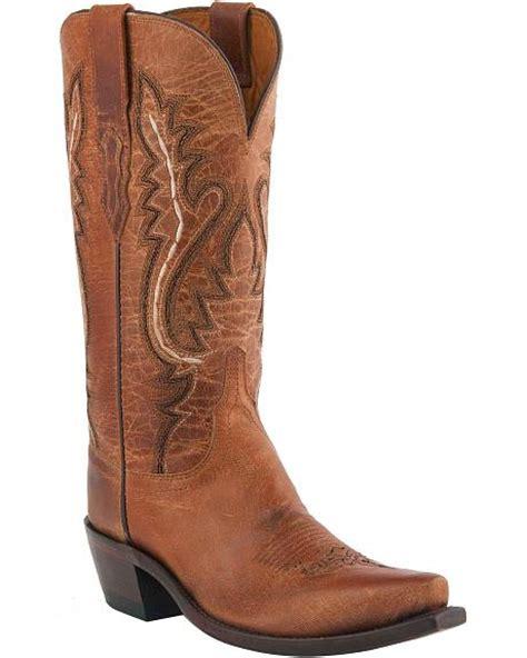 Lucchese Handcrafted 1883 - lucchese handcrafted 1883 cassidy boots snip toe