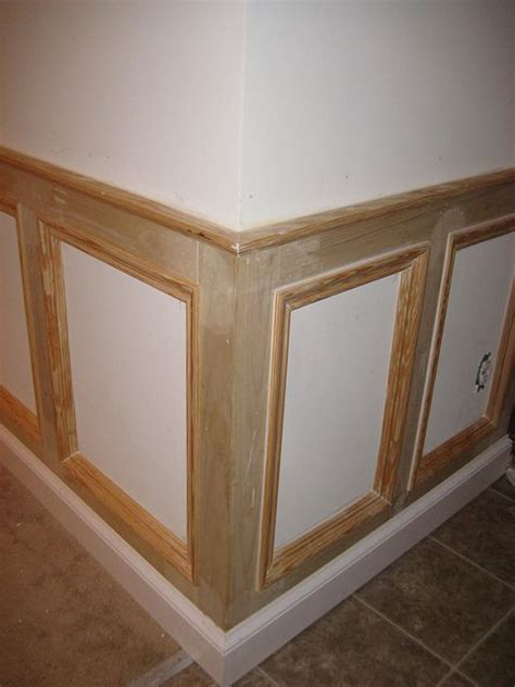 Wainscoting Trim by Wainscoting Ideas Wainscoting Moldings And House