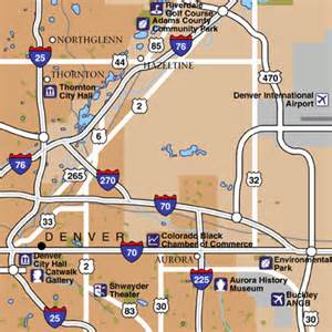 denver international airport airport maps maps and