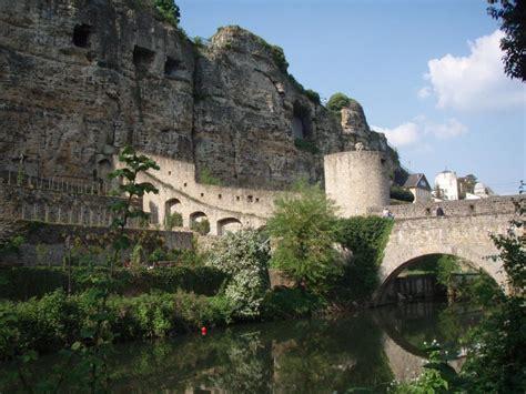 Luxembourg ville en Camping Car en Luxembourg