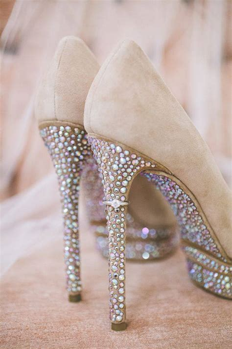 Wedding Shoes With Bling by 48 Best Wedding Shoes Ideas For Every