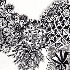 zentangle pattern evoke detailed zentangle bing images zentangle pinterest