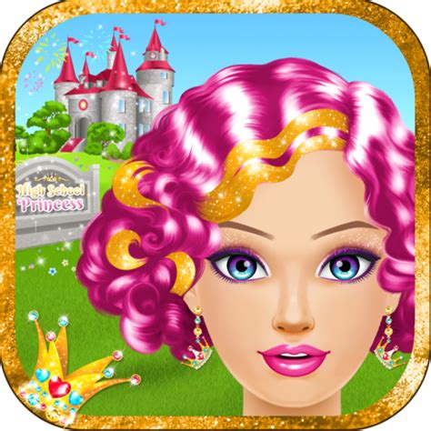 dress up games full version free download high school princess salon spa make up and dressup