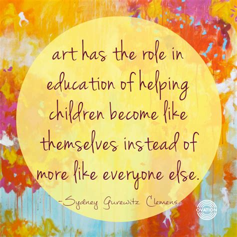 the art of instruction the importance of art education article by artist and art teacher katie wall podracky on keep