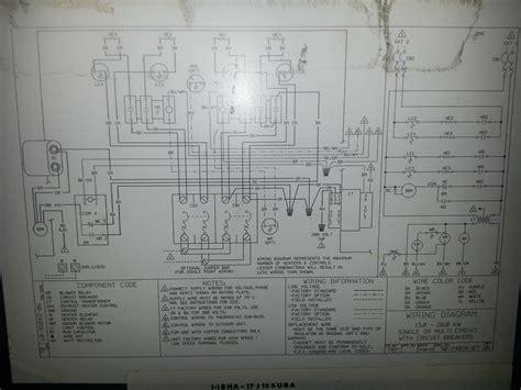 rheem air handler wiring schematic 34 wiring diagram