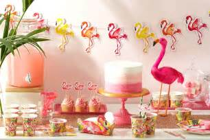 Owl Themed Birthday Decorations Flamingo Party Ideas Flamingo Party Theme Parties Inc