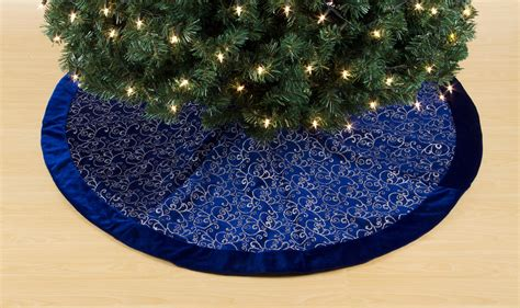 trim a home 174 trim a home 50in tree skirt shop your way