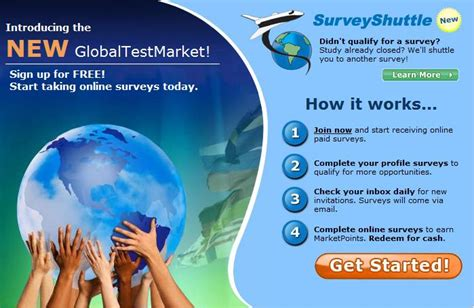 global test global test market review read this before you join up