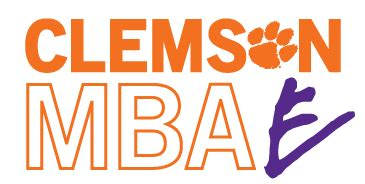Clemson Mba Admission Requirements by Clemson Mba Program Events Eventbrite