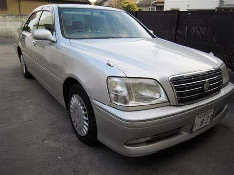Where Are Toyota Cars Made 2002 Toyota Crown Used Car Made In Japan Japan Used Cars