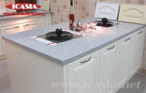 Solid Plastic Countertops China Corian 100 Acrylic Solid Surface Countertop China