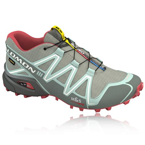 s waterproof trail running shoes salomon speedcross 3 s tex waterproof trail