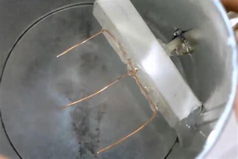 membuat antena tv wajan cara membuat alat penjernih siaran tv atau antena tv dari