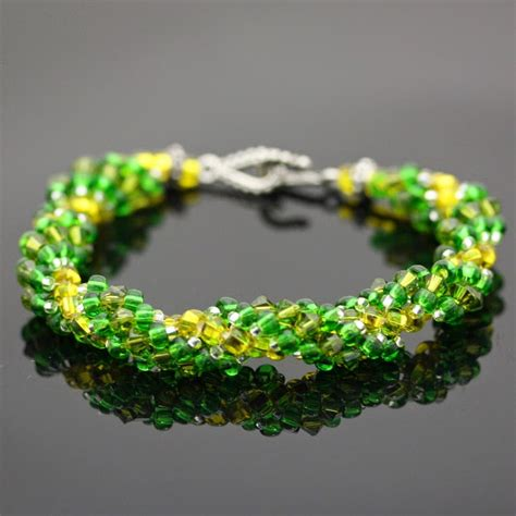 bead world dna spiral bracelet bead world