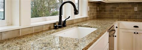 quartz countertop with undermount sink custom made speckled quartz countertops with undermount
