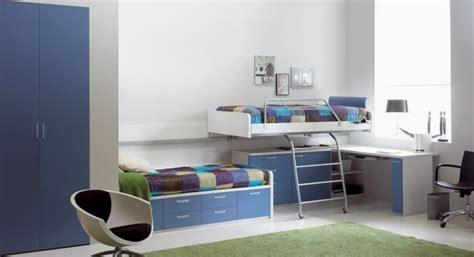 bedroom for 2 boys blue bedroom for boys