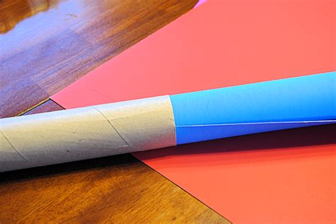 How To Make A Paper Lightsaber - diy lightsaber tutorial