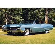 1967 BUICK WILDCAT 2 DOOR CONVERTIBLE  21785