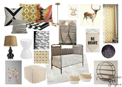 design nursery emerson grey designs e design interior stylist oh deer