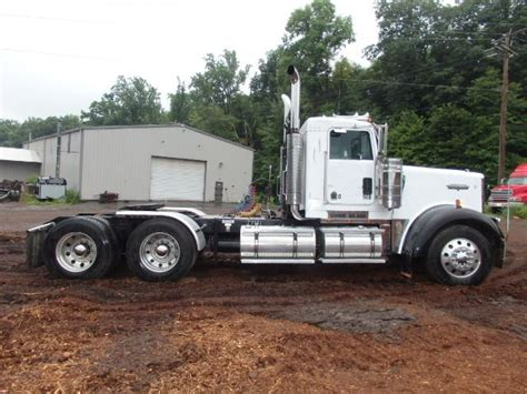 kenworth tractor for sale used 1996 kenworth w900lb tandem axle tractor for sale