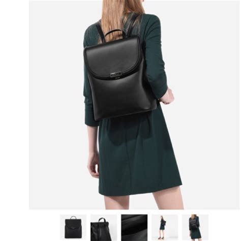 Bag Charles Keith 4226 Semprem charles n keith backpack bag s fashion on carousell