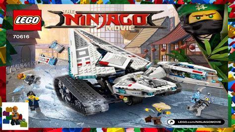 Lego Ninjago Tank 70616 lego the lego ninjago 70616