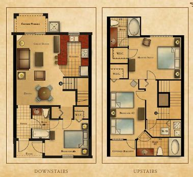 villas at regal palms floor plans villas at regal palms 3 bedroom timeshare resale rci