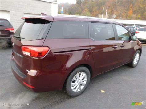 kia sedona 2015 colors 2015 black berry kia sedona lx 98502623 photo 8