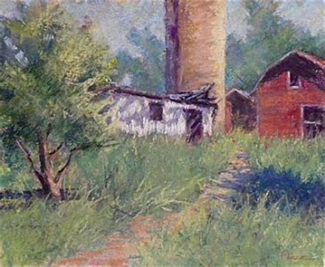 farm in door county wi painting by place