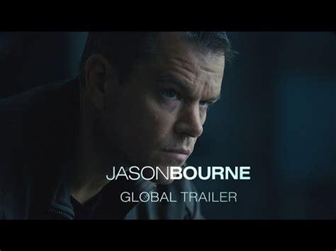 blue trailer sub thai jason bourne official trailer thai sub