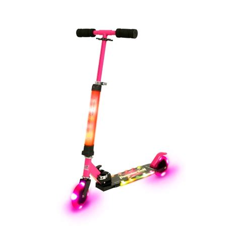 toys r us light up scooter light up pink scooter reviews toylike