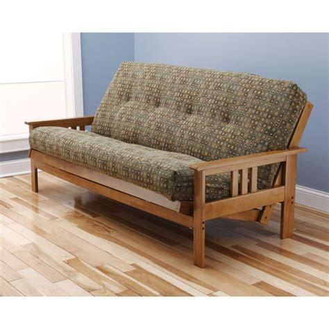 futon frame wood white wooden futon frame