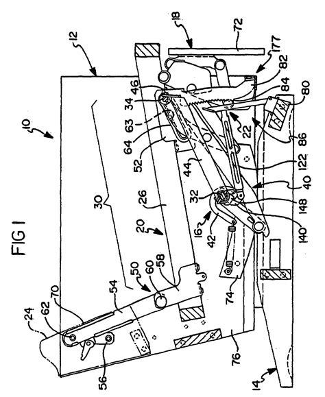 la z boy recliner parts recliner spring schematic coffee table schematic elsavadorla
