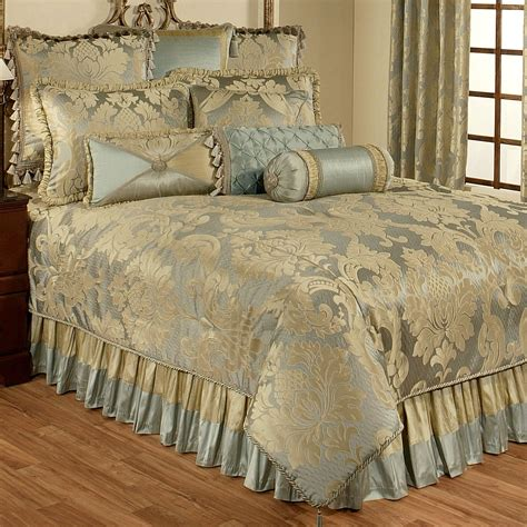 damask comforters duchess damask comforter bedding