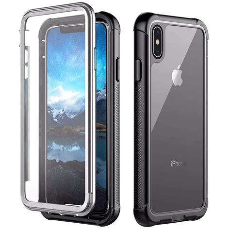 for iphone xs max water shock dirt snow proof protection for iphone 6 5 quot with touch id