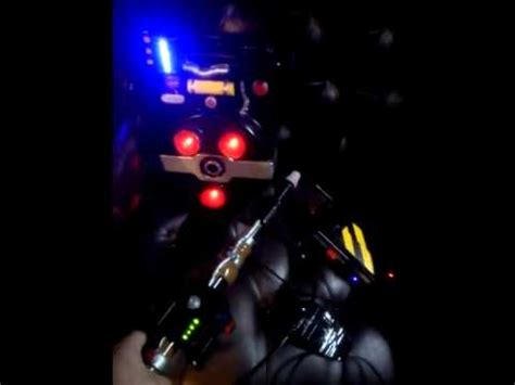 Real Proton Pack by The Real Ghostbusters Proton Pack Mod