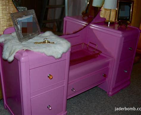 Pink Vanity by Diy Pretty In Pink Vanity Makeover Jaderbomb