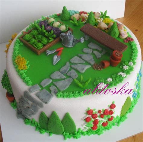 gardening cake cake ideas for grandchildren