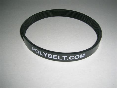 sears craftsman band  replacement poly  drive belt  model  ebay